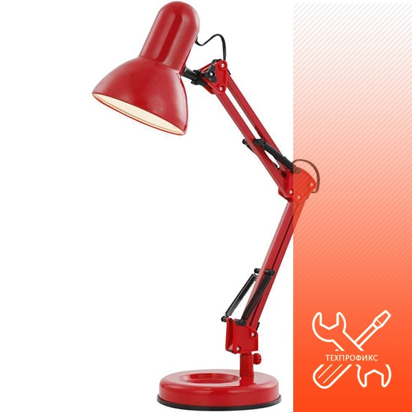 Ремонт настольных ламп